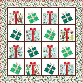 267 Best Christmas Winter Quilts Images On Pinterest