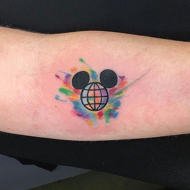 Best 25 Disney Quote Tattoos Ideas On Pinterest: 25+ Best Ideas About Mickey Tattoo On Pinterest
