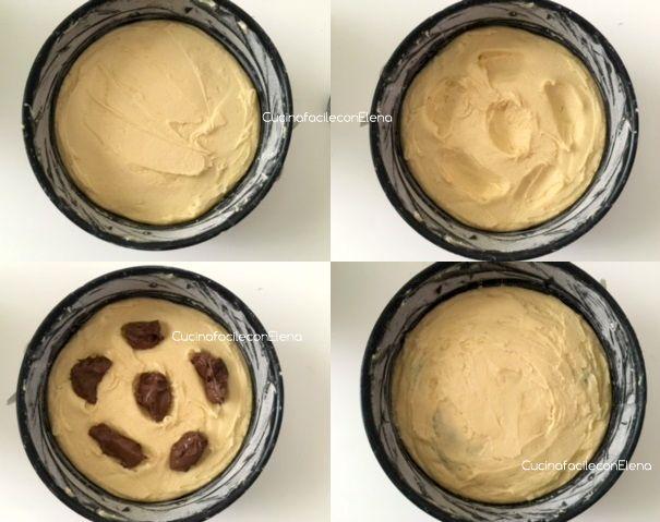 torta con la nutella che non affonda pr