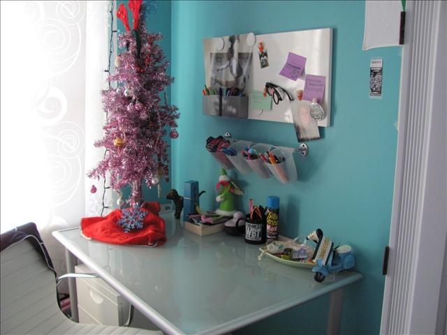 64 best images about closet desk ideas on pinterest - Teenage bedroom organization ideas ...