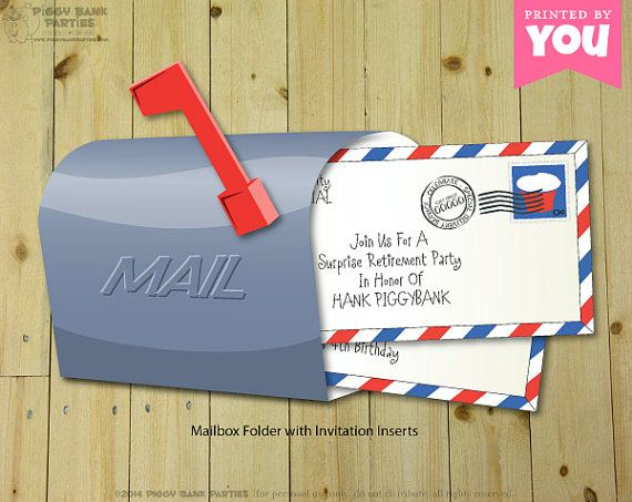 14 Best Mail Post Office Party Images On Pinterest Mail