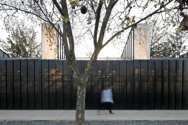 The architecture of a school in Chile http://www.morfae.com/the-architecture-of-a-school-in-chile/ #architecture #modern #school