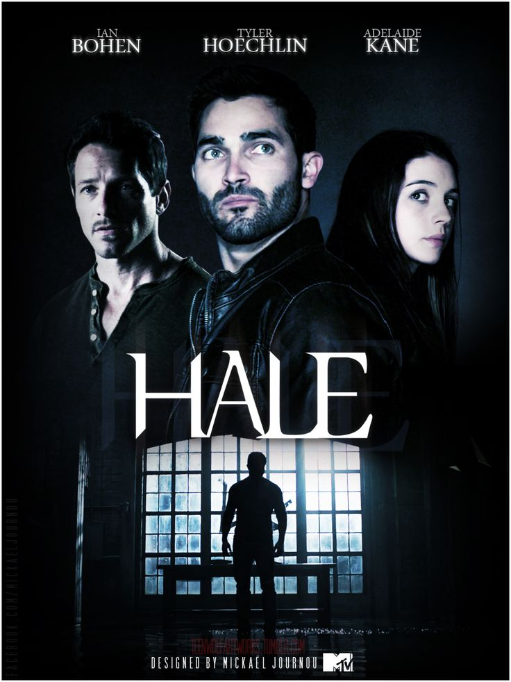 Teen Wolf spin off - Hale Poster by FastMike.deviantart ...