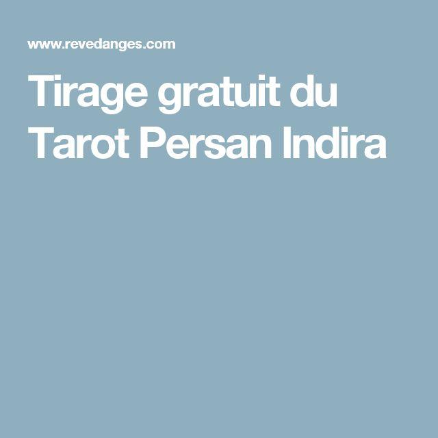 Tirage gratuit du Tarot Persan Indira