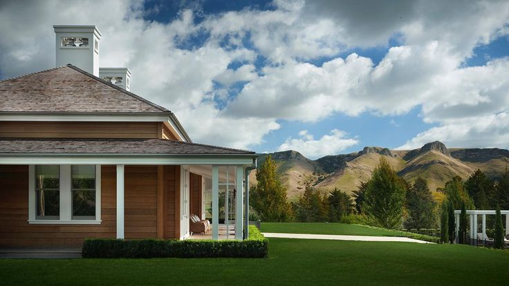 Rural House by Christian Anderson Architects - Cottonwood Style Blog