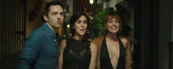 'Señor dame paciencia': Jordi Sánchez Megan Montaner y Eduardo Casanova protagonizan el primer tráiler de la película