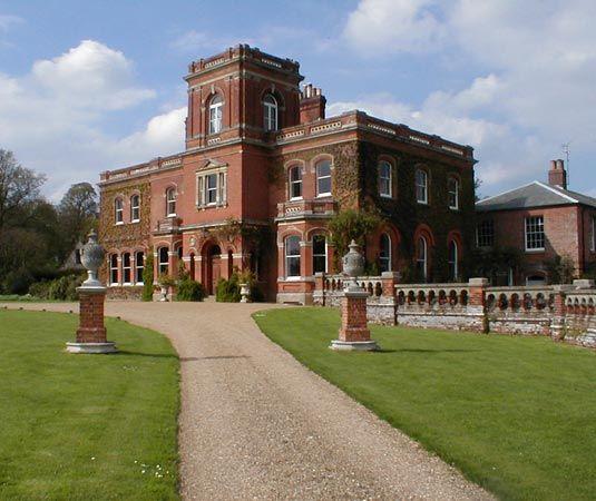 Gunthorpe Hall Historic Norfolk Wedding Venues Blog Post From Vintage Partyware Hire
