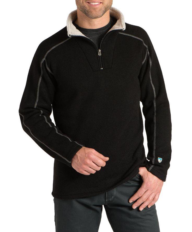 Kühl Clothing: Europa™ 1/4 Zip Sweater