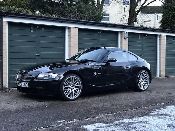 Bmw Z4 3 0si Coupe