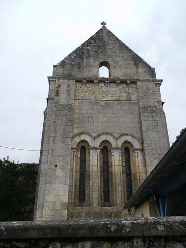 eglise de Saint-Brice. Charentes