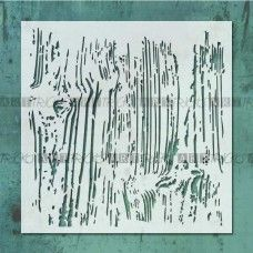Stencil Κορμός δένδρου