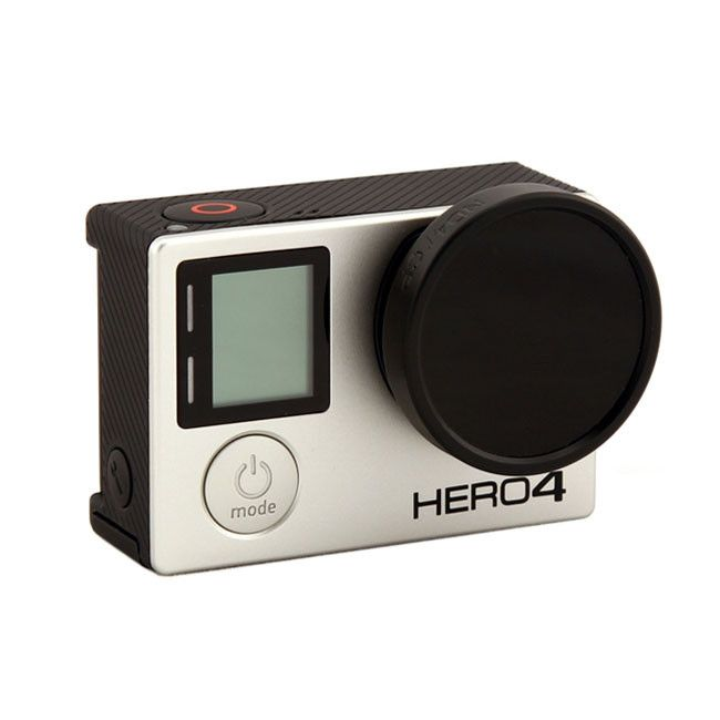 "Arm yourself with a filter that cuts both glare and ""jello"" out of your aerial GoPro sequences."