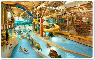 Top 10 Indoor Water Parks In The U S Indoor Water Park