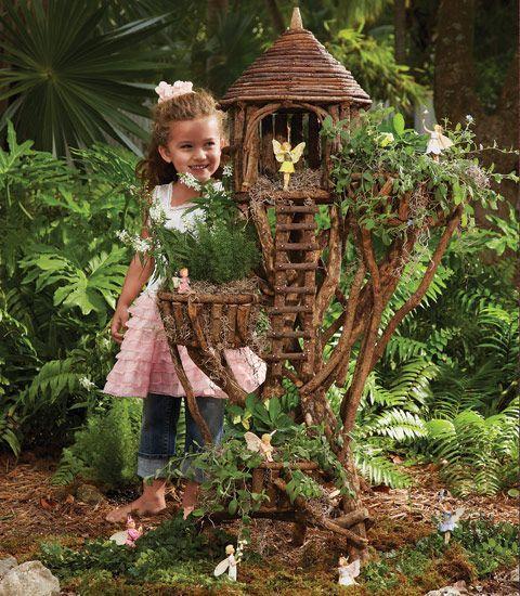 Fairy garden house | Promo Time