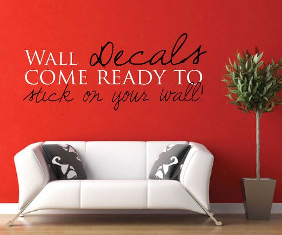 Custom Wall Stickers and  Stencils. We create your vision. No charge for creating Custom Word Stencils.