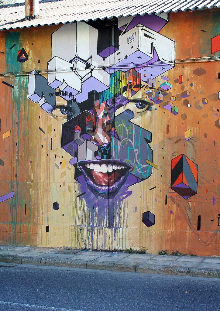 Urban Art Venture -Salonicco (grecia) 2015