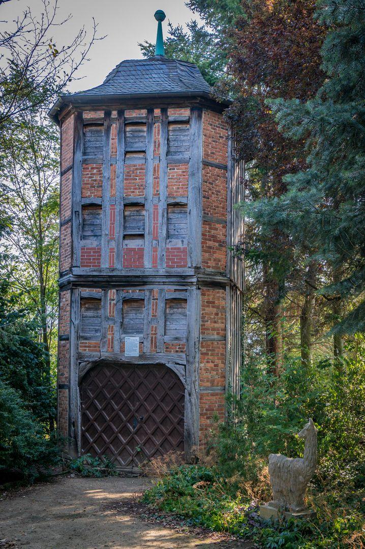 Fledermausturm – Goslar/Harz (D) – Helen B Pelysko