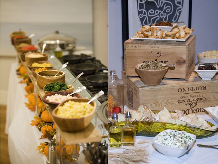 78 best images about food stations buffets bars on for Food bar trends