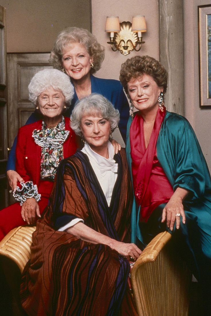 Everything I Need To Know Learned From Golden Girls