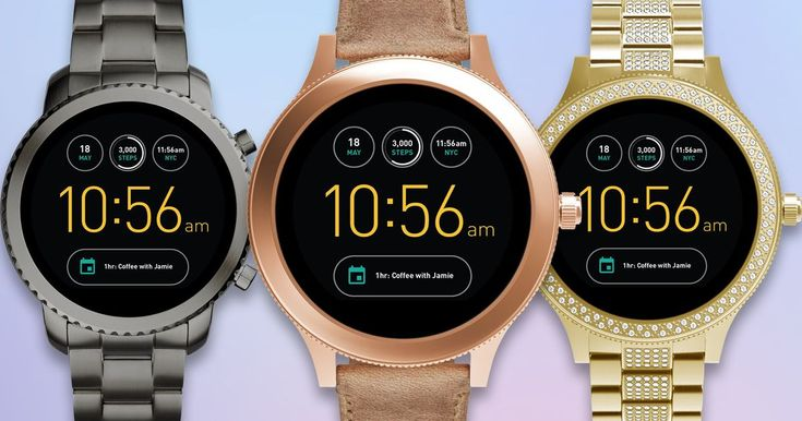 richardhaberkern.com http://soundlazer.com #Android_Wear_2_0 Fossil unveils two Q smartwatches to give Android Wear 2.0 some fashion cred