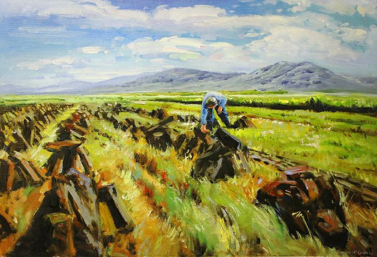 The Bogman by Conor Mcguire on ArtClick.ie Irish Art