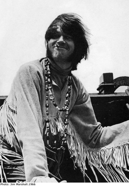 Neil Young, 1966