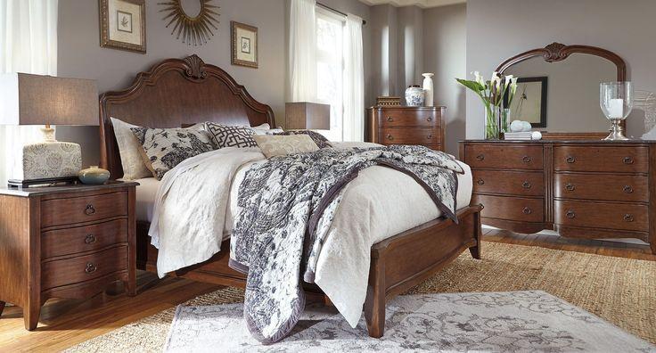 Signature Design Bedroom Furniture Alluring Design Inspiration
