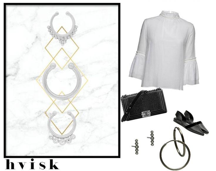 The septum piercing is out NOW #septum #hviskstylist #jewelry #fashion #style #hviskseptum