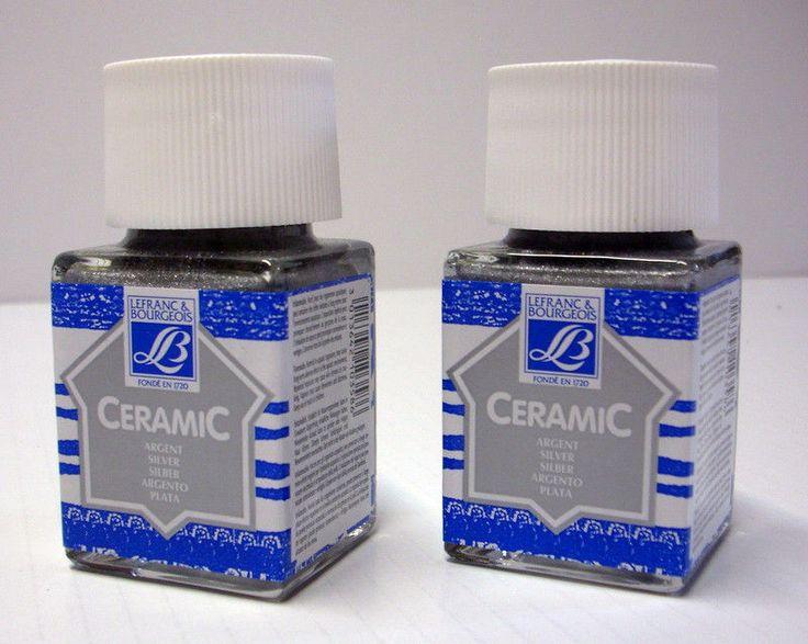 LEFRANC & BOURGEOIS | Colore per ceramica e vetro 50 ml | Belle arti | Ceramic Colour