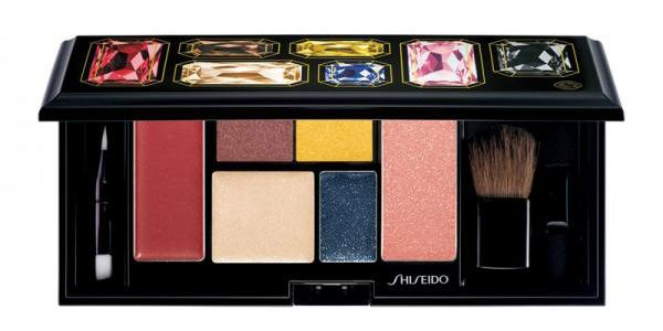 Shiseido Sparkling Party Holiday 2014 Palette