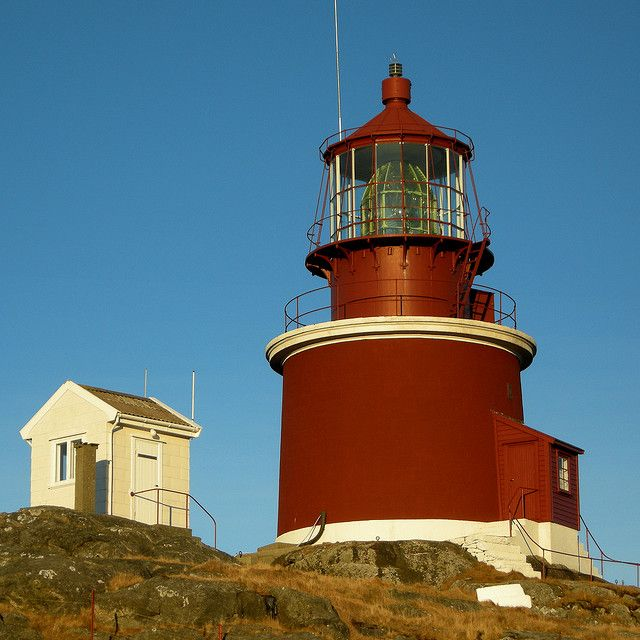Best Lighthouses Denmark Finland Norway Sweden Images On - Norway lighthouses map