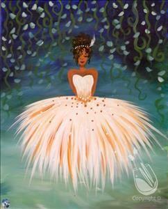 PUBLIC: Ballerina Princess!   8/10/2017 - New Orleans, LA