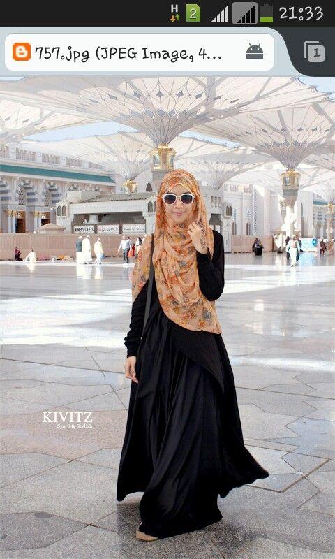 Umrah or hajj outfit
