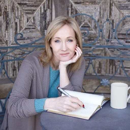 Happy birthday, J.K. Rowling! We're celebrating her magnificent girl power today on the blog.