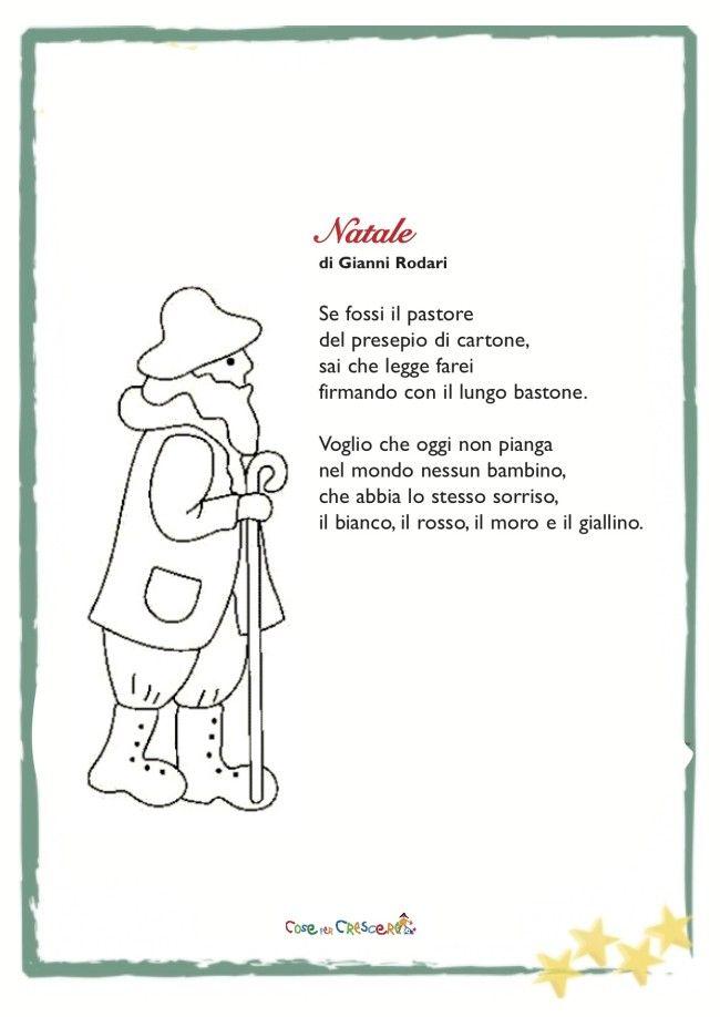 E qual è uno dei modi migliori per tornare bambini e riportare alla mente i ricordi magici dei natali trascorsi? Poesia Natale Seconda Elementare Filastrocche Natale Attivita Geografia