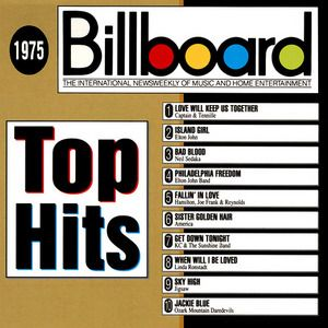 Billboard Top Hits: 1975