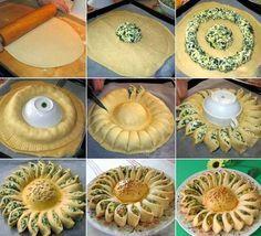 Υπέροχες πίτες αριστουργήματα! | Φτιάξτο μόνος σου - Κατασκευές DIY - Do it yourself