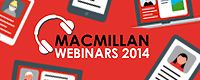 Macmillan Webinars - Life Skills Conference webinars online for free viewing