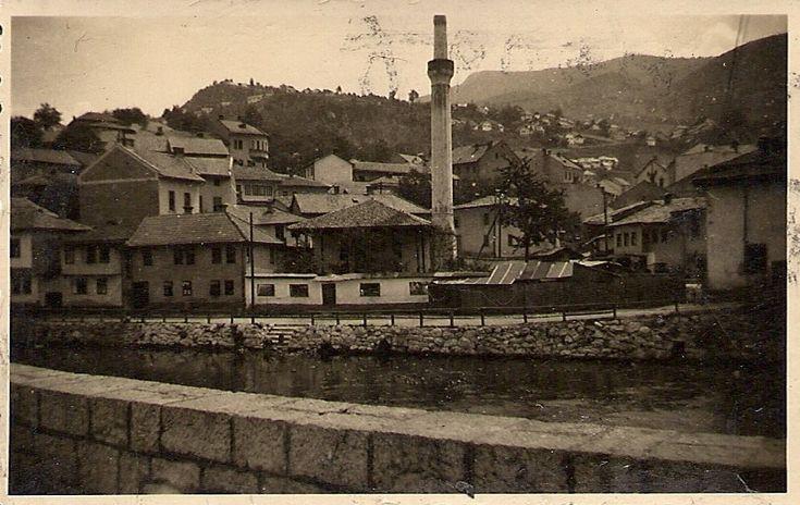 Sarajevo 1936.god,privatna kolekcija...