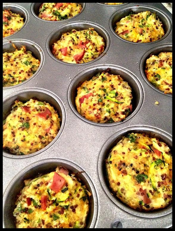 QuinoaBreafastMuffins2 | Recipes | Pinterest | Quinoa Breakfast ...