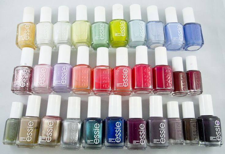 Essie Nail Polish Collection #DarlingMagpie