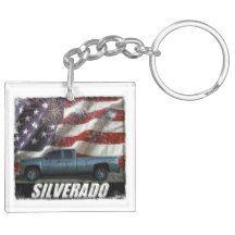 2013 Silverado 2500HD Ext Cab LTZ Long Bed 4x4 Keychain