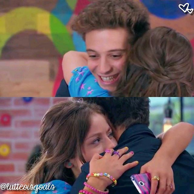 This moment😍😍😍😍😍😍😍😍😍💘 #LUTTEO