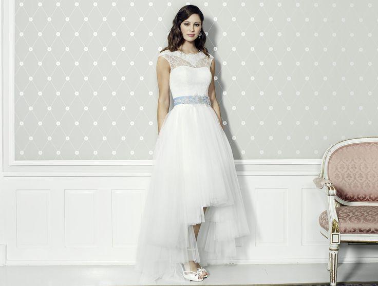 32 best Brautkleid Kurz images on Pinterest   Short wedding gowns ...