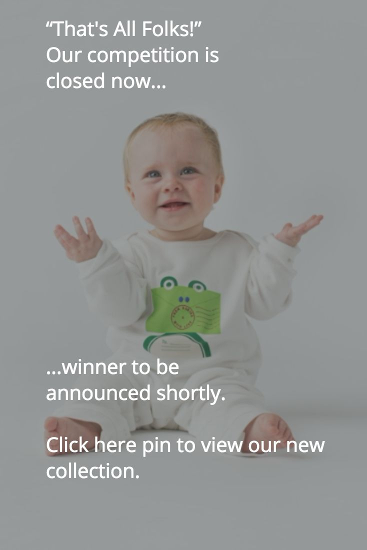 Our 'Win £100 From Babies' items competition has now closed. Thanks so much for all your lovely entries. The winner will be announced shortly. For more info on our new #organic #luxury #babyclothes please click on this pin. #FromBabiesNew