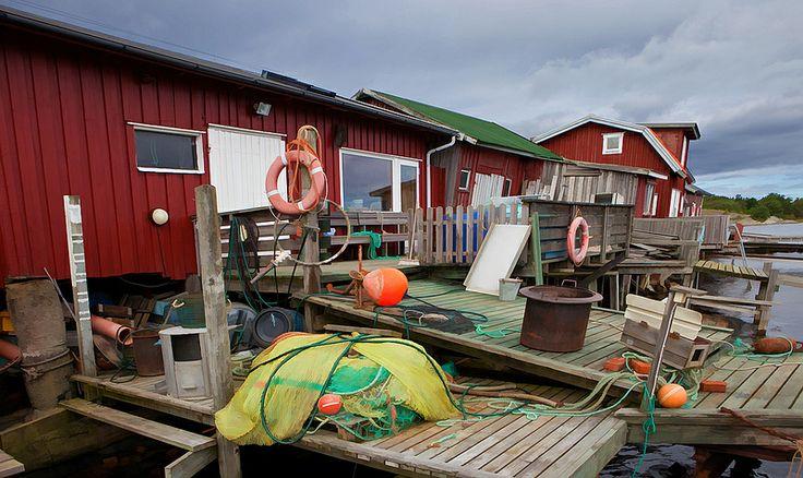 Koster, Bohuslän, Sweden. by Bengt Nyman