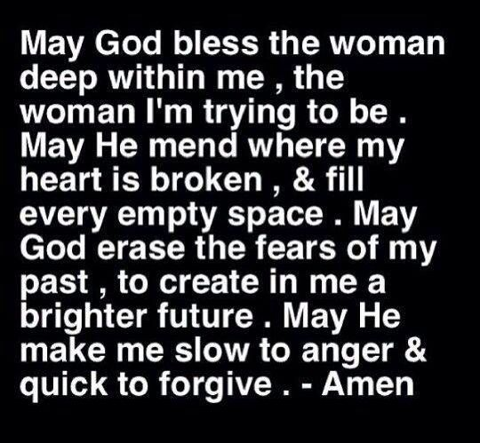 Not sure how I feel about the religious aspect, but I love and relate to the message