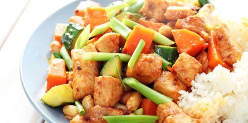 Spaanse rijstsalade met erwtjes en chorizo   GezondheidsNet