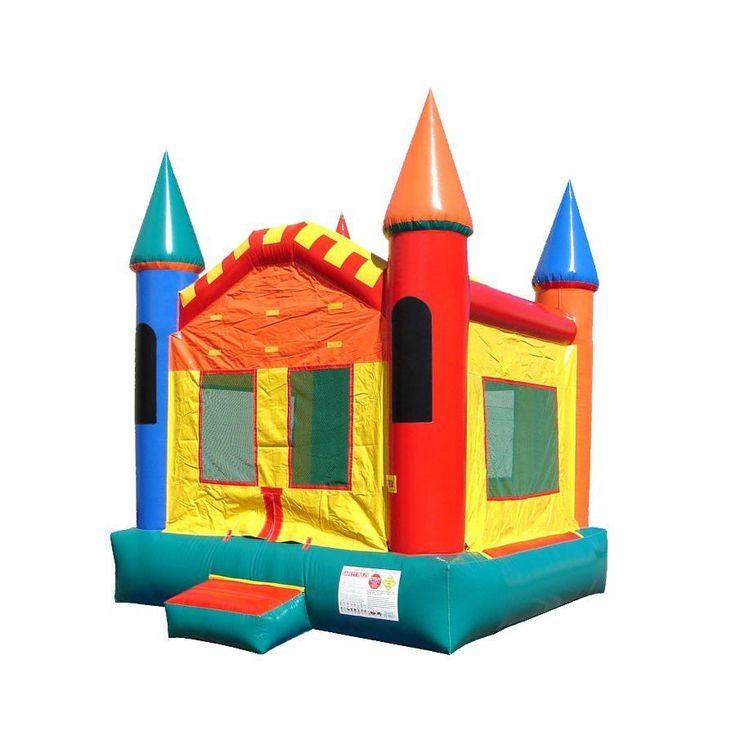 commercial castle 3 bounce house - Bounce House For Sale