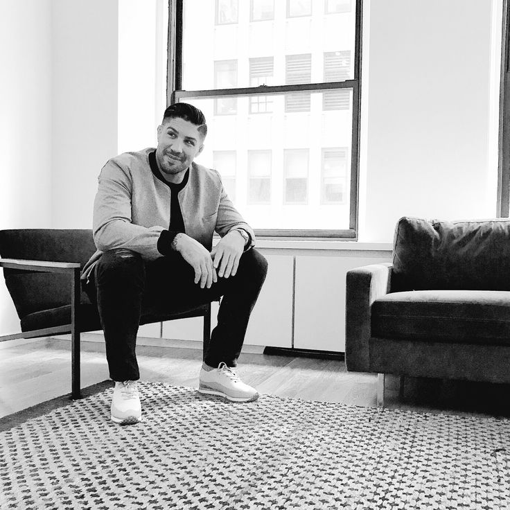 Brendan Schaub, actor, comedian, UFC Fighter and 1/2 of The Fighter and the Kid, wears the G-Knit sneaker in Grey - $89. #beoneofthegreats #greatsbrand #greats